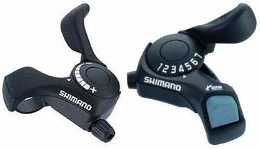 Shimano Tourney SL-TX30 Shifter Handle Set Black