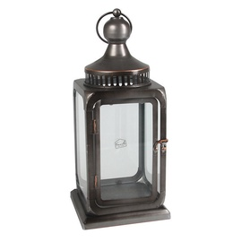 FanniK Gloria Metal Lantern 38.2cm Brown