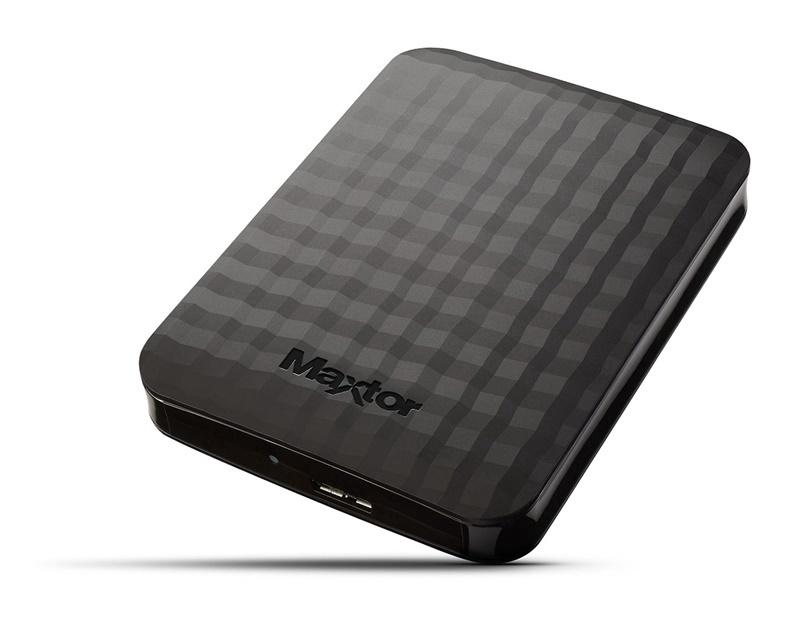 "Išorinis kietasis diskas Maxtor SESTSHX-M201TCBM, 2,5"", 2 TB, USB 3,0"