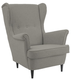 Signal Meble Lord Armchair Grey
