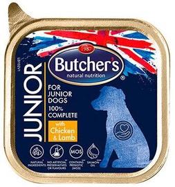 Влажный корм для собак Butchers Junior, 0.15 кг