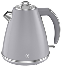 Swan Retro Jug Kettle Grey