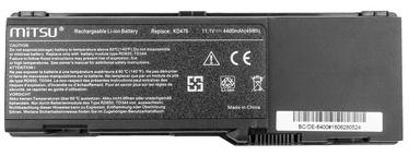 Mitsu Battery For Dell Inspiron 6400 4400mAh