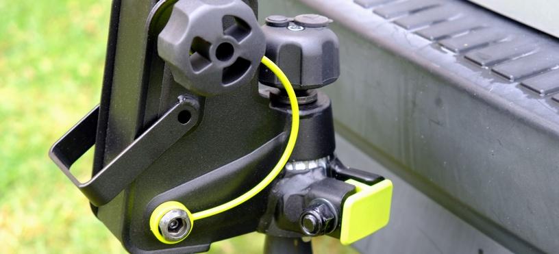 Велосипедный держатель для автомобилей BuzzRack Moose 4