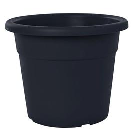 Pl. puķu pods DOMOLETTI, MA000050-120, Ø 50 cm, antracīta