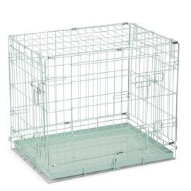 Koerapuur Beeztees Dog Crate Green, 620x440x490 mm