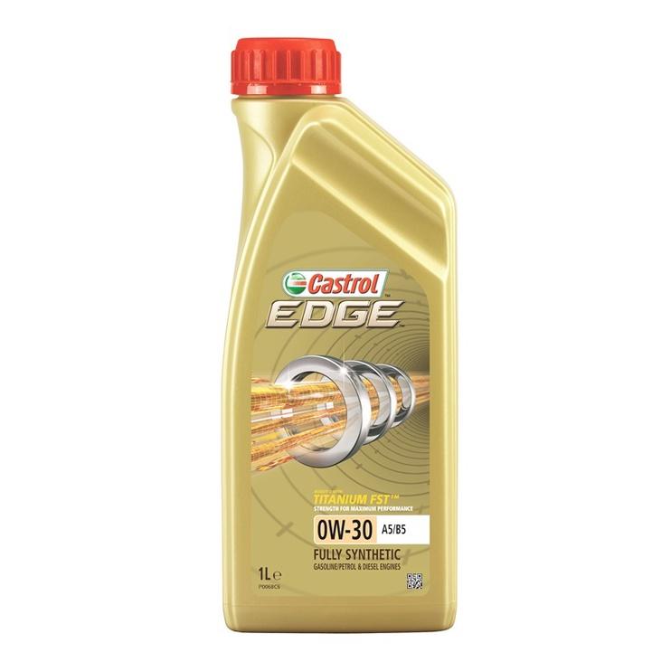 Automobilio variklio tepalas Castrol Edge Tit A5/B5, 0W-30, 1 l