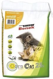 Kassiliiv Certech Super Benek Corn Cat Litter 25l