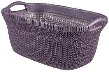 Curver Knit 40l Violet