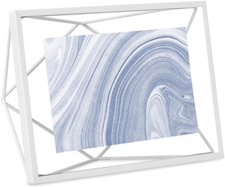 Umbra Prisma Photo Frame White 10x15cm
