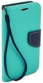 Telone Fancy Diary Bookstand Case Samsung Galaxy S4 Light Blue/Blue