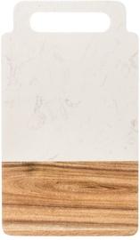Maku Marble/Bamboo Cutting Board 26x13cm 010113