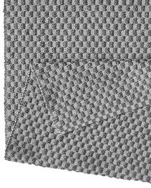 Paklājs Carbon 70x100 cm, plastmasas