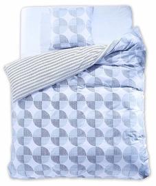 DecoKing Diamond Peace Bedding Set 135x200/80x80