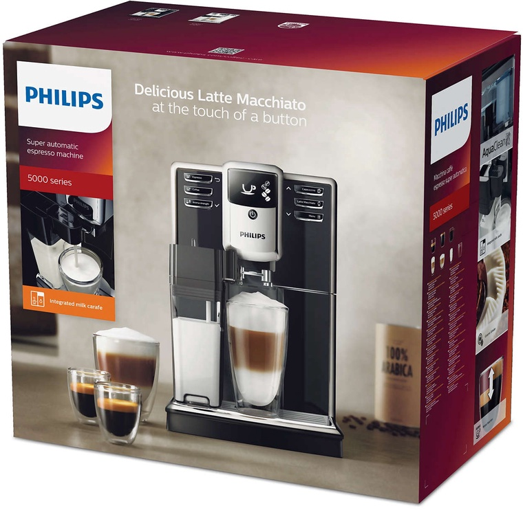 Kavos aparatas Philips Series 5000 Incanto EP5360/10