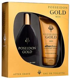 Набор для мужчин Instituto Español Poseidon Gold 150 ml EDT + 50 ml Aftershave Balm