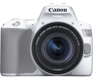 Canon EOS 250D + 18-55mm IS STM Kit White