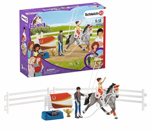 Schleich Horse Club Mia's Vaulting Set 42443