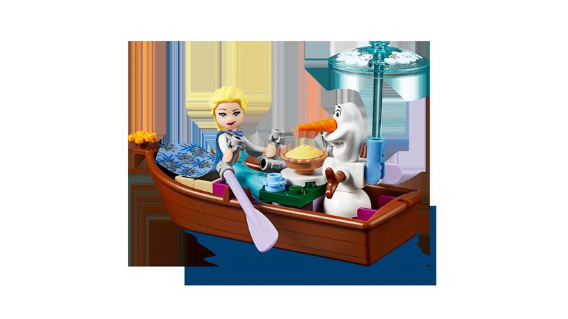 Конструктор LEGO Disney Princess Elsa's Market Adventure 41155 41155, 125 шт.