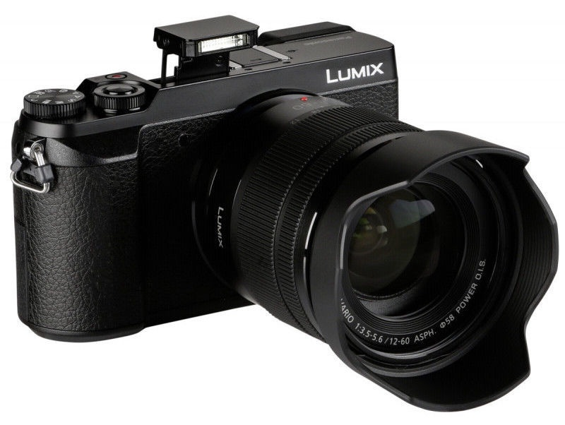 Panasonic Lumix DMC-GX80 + 12-60mm Kit Black