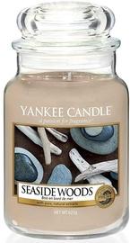 Ароматическая свеча Yankee Candle Classic Large Jar Seaside Woods, 623 г