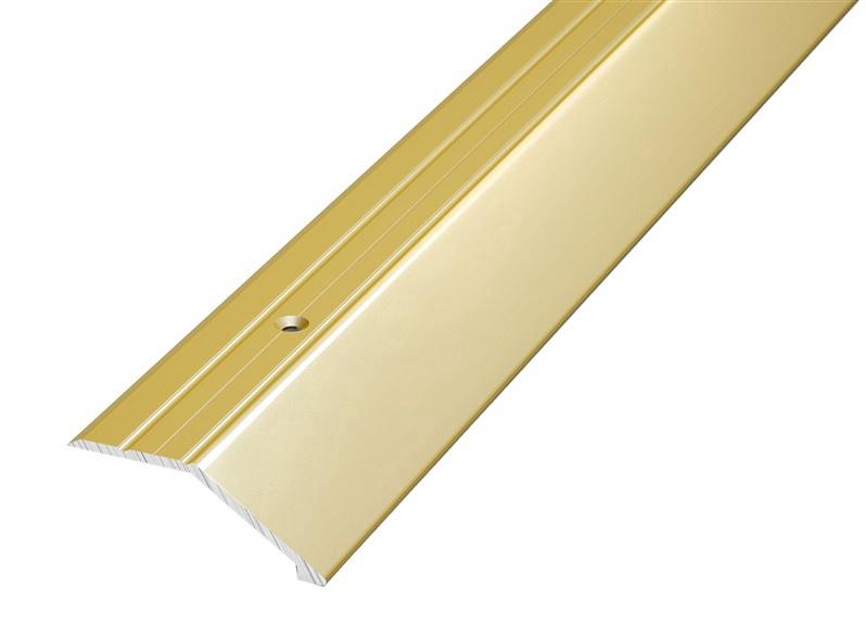 Parketa stūris Grace Parquet Nosing C3 0.9m Gold(12)