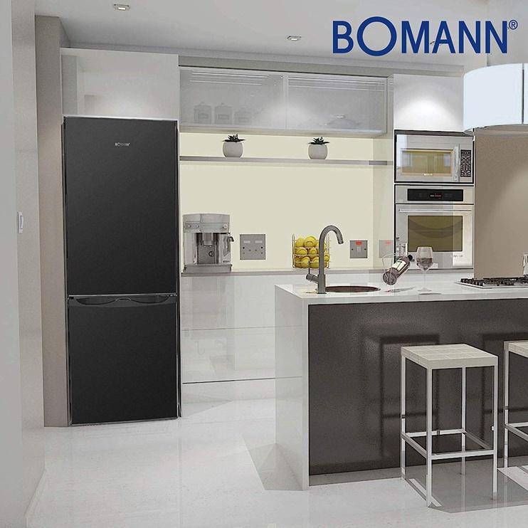 Šaldytuvas Bomann KG 320.1 Black