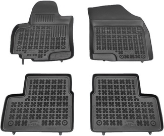 REZAW-PLAST Suzuki Swift III Facelift/Suzuki Swift III Sport 2007-2010 Rubber Floor Mats