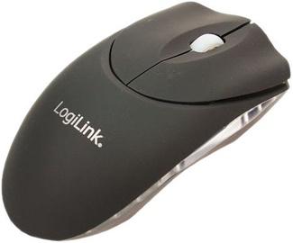 LogiLink ID0009 Laser Mouse USB + PS/2 Black