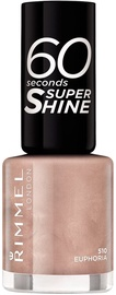Rimmel London 60 Seconds Super Shine 8ml Nail Polish 510
