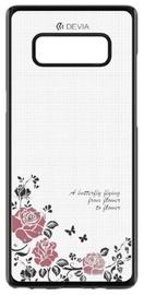 Devia Joyous Luxury Back Case For Samsung Galaxy Note 8 Black/Pink