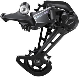 Shimano Deore RD-M6100 12 Speed SGS Black