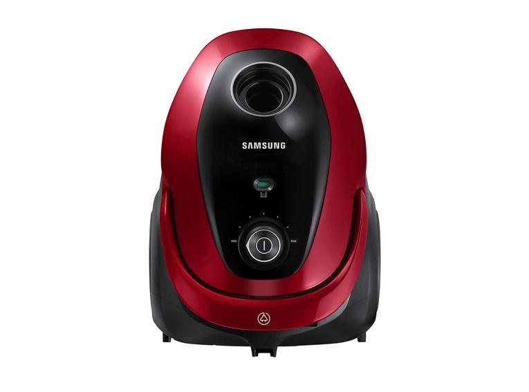 Dulkių siurblys Samsung VC07M25E0WR/SB