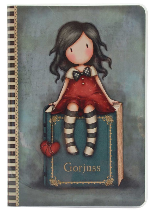 Santoro Gorjuss A5 Stitched Notebook My Story
