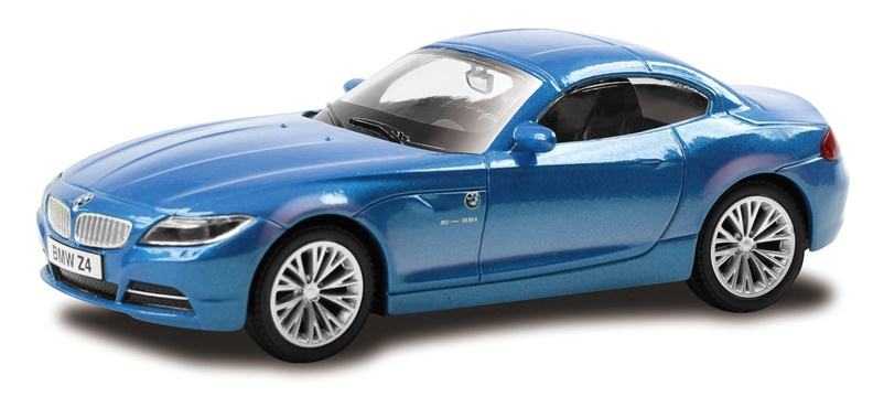 Žaislinė mašina RMZ city, BMW Z4 444001