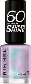Rimmel London 60 Seconds Super Shine 8ml Nail Polish 719