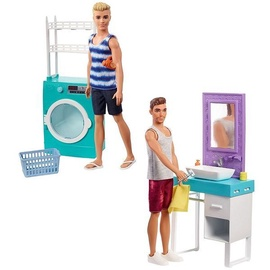 Mattel Ken Room And Doll FYK51