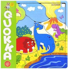 Koka puzle Quokka Dinosaurs