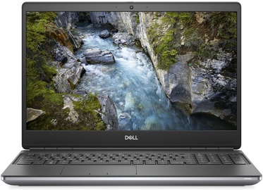 "Dell Mobile Precision 7550 15"" Grey N004P7550EMEA_VI PL"