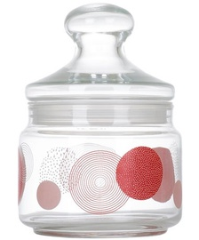 Luminarc Red Club Jar 0.5l