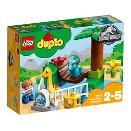 Konstruktorius LEGO Duplo, Dinozaurų parkas 10879