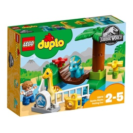 Konstruktor LEGO Duplo Gentle Giants Petting Zoo 10879