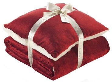 Dormeo Warm Hug Set 200 x 200 Red