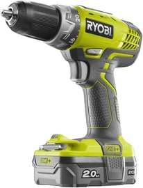 Ryobi RCD18-220S Cordless Drill + 2x 2Ah Batteries