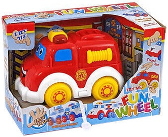 Tommy Toys Fun Wheel Fire Truck 482630