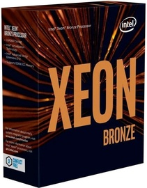 Intel® Xeon® Bronze 3204 1.9GHz 8.25MB BOX BX806953204SRFBP