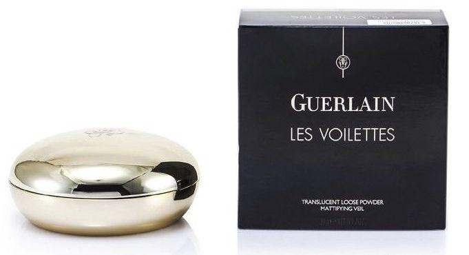 Brīvs pulveris Guerlain Les Voilettes Mineral Translucent 02, 20 g
