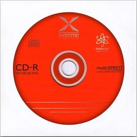 Esperanza 2147 CD-R Extreme 56X 700MB 500 Envelope