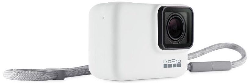 GoPro Sleeve and Lanyard White