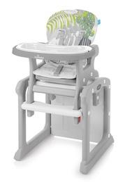 Maitinimo kėdutė Baby Design Candy Green/Gray